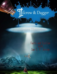 online magazine - Pilcrow & Dagger July 2017 Issue - Conspiracy Theories