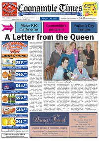 online magazine - Coonamble Times August 30, 2017