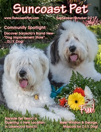 online magazine - SEPTEMBER - OCTOBER ISSUE OF SUNCOAST PET