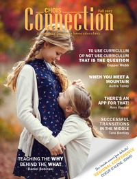 online magazine - CHOIS Connection Fall 2017