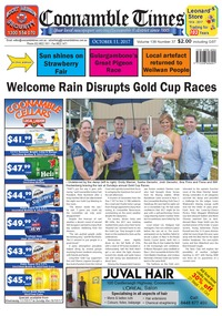 online magazine - Coonamble Times October 11, 2017