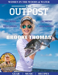 online magazine - The Outpost Magazine-Women in the Woods and Water - Brooke Thomas