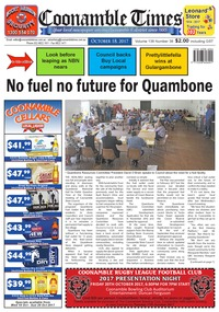 online magazine - Coonamble Times October 18, 2017