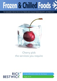 online magazine - Frozen & Chilled Foods magazine