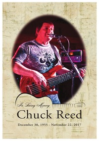 online magazine - Chuck Reed - A Celebration of Life