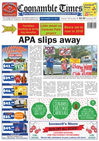 online magazine - Coonamble Times December 13, 2017