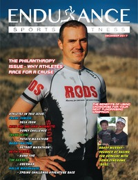 online magazine - Endurand Sports & Fitness Magazine - December 2017 Issue