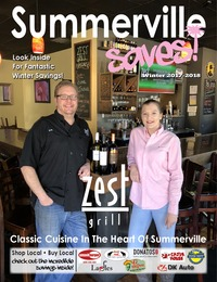 online magazine - Summerville Saves - December 2017