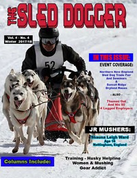 online magazine - The Sled Dogger - Winter 2017-18