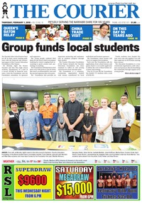 online magazine - The Courier, February 1, 2018