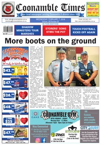 online magazine - Coonamble Times February 7, 2018