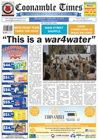 online magazine - Coonamble Times February 14, 2018