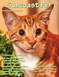 online magazine - 11th Anniversary Issue of Suncoast Pet - March - April 2018