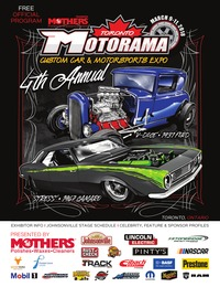 online magazine - 2018 Motorama Custom Car & Motorsports Expo Program