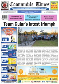 online magazine - Coonamble Times, 14 March 2018