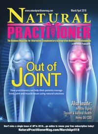 online magazine - Natural Practitioner March/April 2018