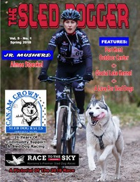 online magazine - The Sled Dogger - Spring 2018