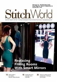 online magazine - Stitch World Magazine April Issue 2018