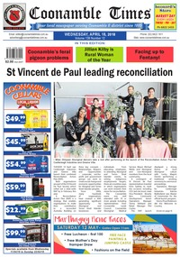 online magazine - Coonamble Times, 18 April 2018