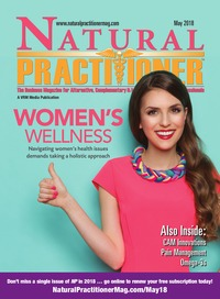 online magazine - Natural Practitioner May 2018