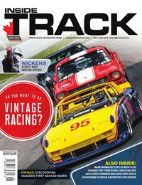 online magazine - Inside Track Motorsport News • Vol. 22, Iss. 02 • May/June 2018