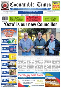 online magazine - Coonamble Times, 9 May 2018