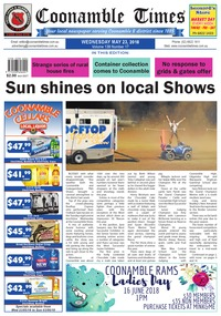 online magazine - Coonamble Times, 23 May 2018