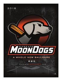 online magazine - 2018 Mankato MoonDogs Digital Program