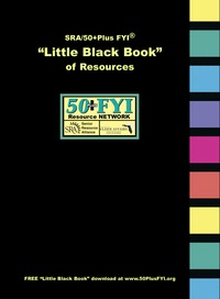 online magazine - Little Black Book of Resources for 50+Plus Central FL June 2018