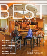 online magazine - BEST Fine Homes Spring 2018