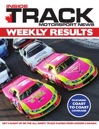 online magazine - Inside Track Online Results (July 1 to July 7, 2018)