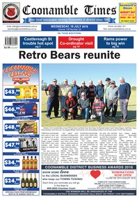 online magazine - Coonamble Times, 18 July 2018