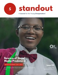 online magazine - StandOut Journal - August 2018