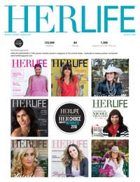 online magazine - HERLIFE Central Valley - August 2018