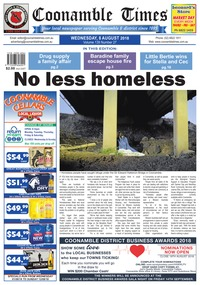 online magazine - Coonamble Times, 8 August 2018