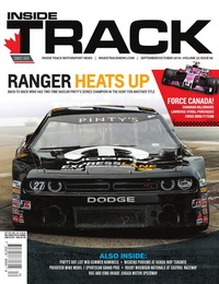 online magazine - Inside Track Motorsport News • Vol. 22, Iss. 06 • COMP