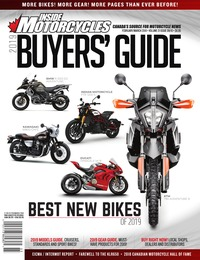 online magazine - Inside Motorcycles • Vol. 21, Iss. 09/10 • Feb./Mar. 2019