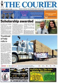 online magazine - The Courier, January 17, 2019