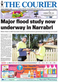 online magazine - The Courier and Wee Waa News, February 5, 2019
