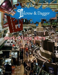 online magazine - February/March 2019 Issue - Work Place Wars