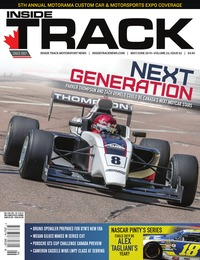 online magazine - Inside Track • Vol. 23, Iss. 02 • May/June 2019
