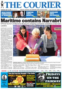 online magazine - The Courier, May 23, 2019