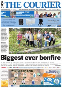online magazine - The Courier and Wee Waa News, June 4, 2019