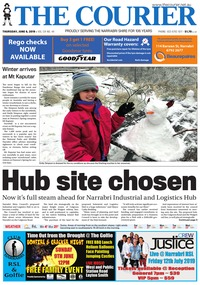 online magazine - The Courier, June 6, 2019
