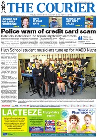 online magazine - The Courier and Wee Waa News, June 25, 2019