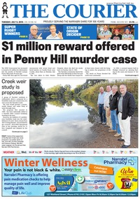 online magazine - The Courier and Wee Waa News, July 9, 2019
