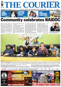 online magazine - The Courier, July 11, 2019