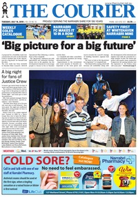 online magazine - The Courier and Wee Waa News 190716