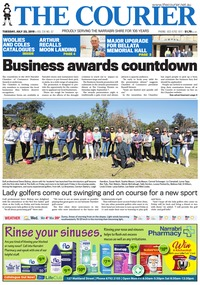 online magazine - The Courier and Wee Waa News, July 23, 2019