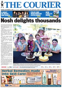 online magazine - The Courier and Wee Waa News, September 3, 2019